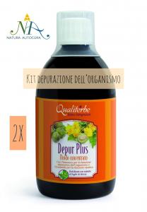 Kit Depurazione dell'Organismo -20% con codice: naturautocura