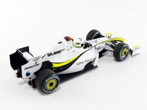 Brawn GP BGP 001 Jenson Button World Champion 2009 1/18