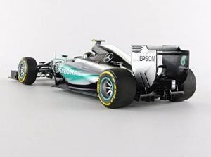 Mercedes AMG Petronas F1 Team Nico Rosberg USA Gp 2015 1/18 Minichamps