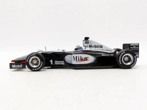 McLaren Mercedes MP4/14 Mika Häkkinen World Champion 1999 1/18