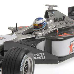 McLaren Mercedes MP4/13 World Champion 1998 Mika Häkkinen 1/18