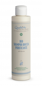 Bio Shampoo Doccia purificante all'Elicriso 200 ml