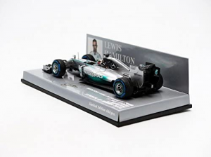 Mercedes AMG Petronas F1 Team Louis Hamilton Japanese Gp 2014 1/43