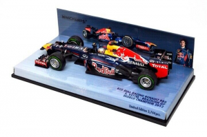 Red Bull Racing Renault RB8 Sebastian Vettel Brazilian GP 2012 1/43