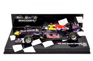 Red Bull Racing Renault RB7 Sebastian Vettel 2011 1/43