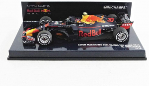 Aston Martin Red Bull Racing TAG Heuer RB14 M. Verstappen 2018 1/43