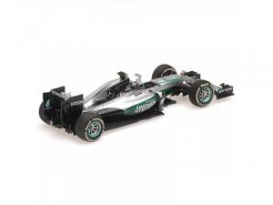 Mercedes AMG Petronas F1 Team F1W07 Hybrid Nico Rosberg Winner Chinese GP 2016 1/43