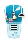 North Pole feet fun car toy - Gioco per la macchina