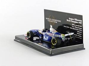 Williams Renault FW169 Jacques Villeneuve World Champion 1997 1/43
