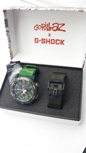 Orologio Uono Casio G-Shock GA-2000GZ-3AER GORILLAZ vendita on line | OROLOGERIA BRUNI Imperia