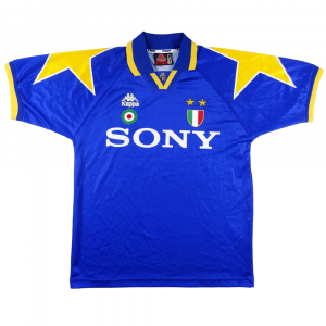 1995-96 Juventus Maglia Away M (Top)
