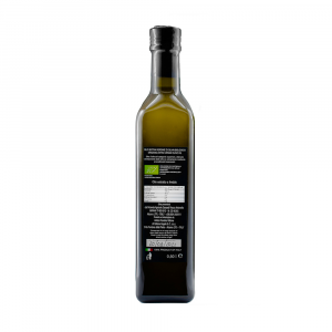 Antonello Cassarà Organic Extra Virgin Olive Oil  - 1 Bottle 0,50L