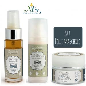 Kit Pelle Maschile -20% con codice: naturautocura