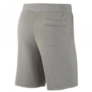 Nike Bermuda Gray Sportswear Logo da Uomo