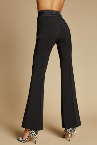 SHOPPING ON LINE ANIEY BY PANTALONE TABATA COLORE NERO  NEW COLLECTION WOMEN'S SPRING SUMMER 2020