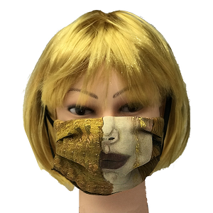 Mascherina Personaggi Donna