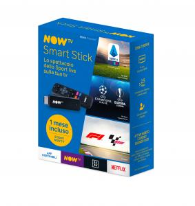 Sky NOW TV Smart Stick Wi-Fi Nero Full HD