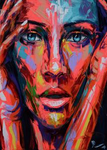Woman 1 - Stampa su tela