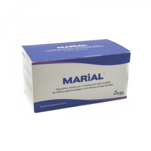 MARIAL 20 STICK - DISPOSITIVO MEDICO PER IL TRATTAMENTO DELLA MALATTIA DA REFLUSSO GASTROESAFAGEO