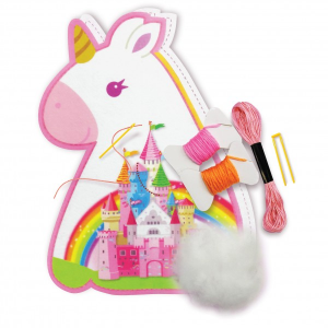 4M LOVELY PILLOW MY UNICORN CREA IL TUO CUSCINO UNICORNO