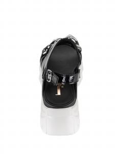 Sandalo Jeannot 40051FZP15PEURA0900 Nero