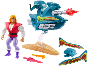 *PREORDER* Masters of the Universe ORIGINS: PRINCE ADAM + SKY SLED by Mattel 2020