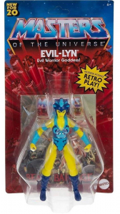 Masters of the Universe ORIGINS: EVIL LYN by Mattel 2020