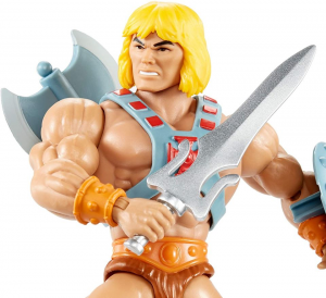 Masters of the Universe ORIGINS: HE-MAN by Mattel 2020