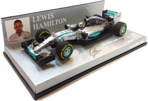 Mercedes AMG Petronas F1 Team Louis Hamilton 2015 1/43
