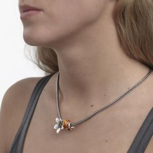 Beads Trollbeads, Pendente Fiore del Vento