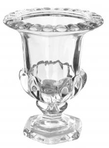 vaso cristallo in stile impero