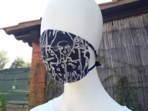 T-SHIRT OVERSIZE  LUNGA  ( mascherina omaggio)