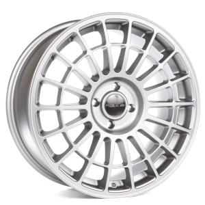 Cerchi in lega  ROLL19  R21  17''  Width 7,5   4x100  ET 35  CB 73,1    Hyper Silver