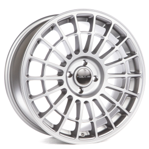 Cerchi in lega  ROLL19  R21  17''  Width 7,5   4x98  ET 30  CB 58,1    Hyper Silver