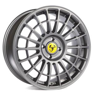 Cerchi in lega  GRANDE PUNTO Dedica Fiat  17''  Width 7,5   4x100  ET 35  CB 73,1    Matt Antracite