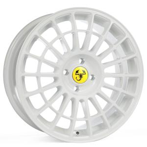 Cerchi in lega  GRANDE PUNTO Dedica Fiat  17''  Width 7,5   4x100  ET 35  CB 73,1    White