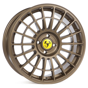 Cerchi in lega  GRANDE PUNTO Dedica Fiat  17''  Width 7,5   4x100  ET 35  CB 73,1    Bronze