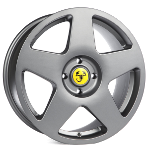 Cerchi in lega  500 ABARTH Dedica Fiat 17''  Width 7,5   4x98  ET 30  CB 58,1    Matt Antracite