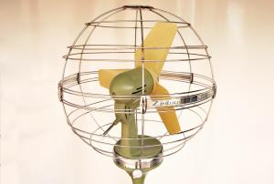 Ventilatore vintage ZODIACO