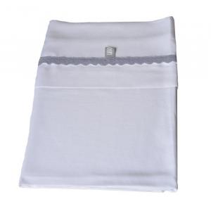 Set Lenzuola per lettino Bedsheet 100x140 cm Bamboom Blue