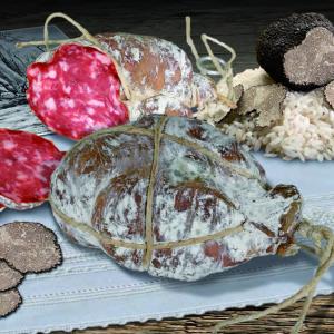 Tartù Salame al tartufo