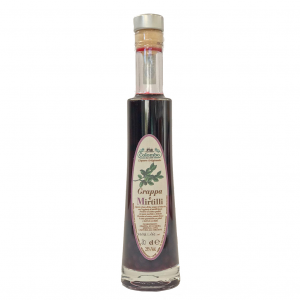 Grappa ai Mirtilli 20cl