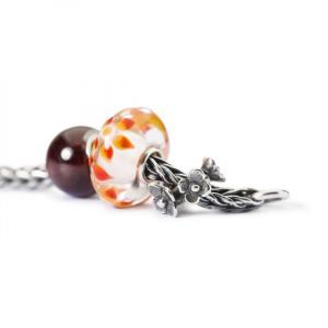 Beads Trollbeads, Onice Nero Rotondo