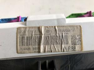 Quadro strum. usato Volk. Touareg 2.5 R5 TDI cod. 7L6920881S