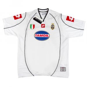 2002-03 Juventus Maglia away XXL Champions  *Nuova