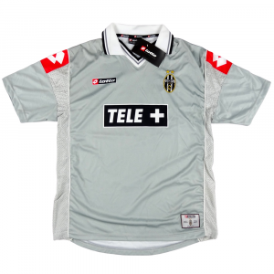 2000-01 Juventus Maglia Away XL *Nuova