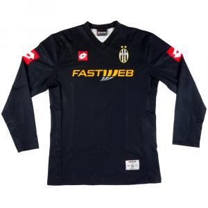 2001-02 Juventus Maglia Away XL *Nuova