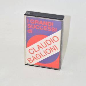 Audio Cassettes Original Claudio Baglioni