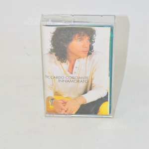 Audiocassetta Originale Riccardo Cocciante Innamorato