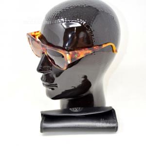 Sunglasses Versace Tartaruati Lens Brown (defect Side)